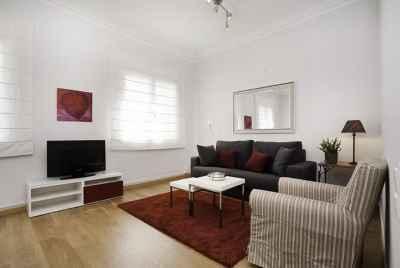 Appartements touristiques à Barcelone avec une licence, située dans un quartier résidentiel moderne